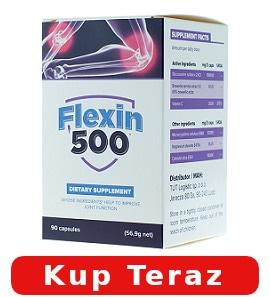 Suplement na stawy Flexin500