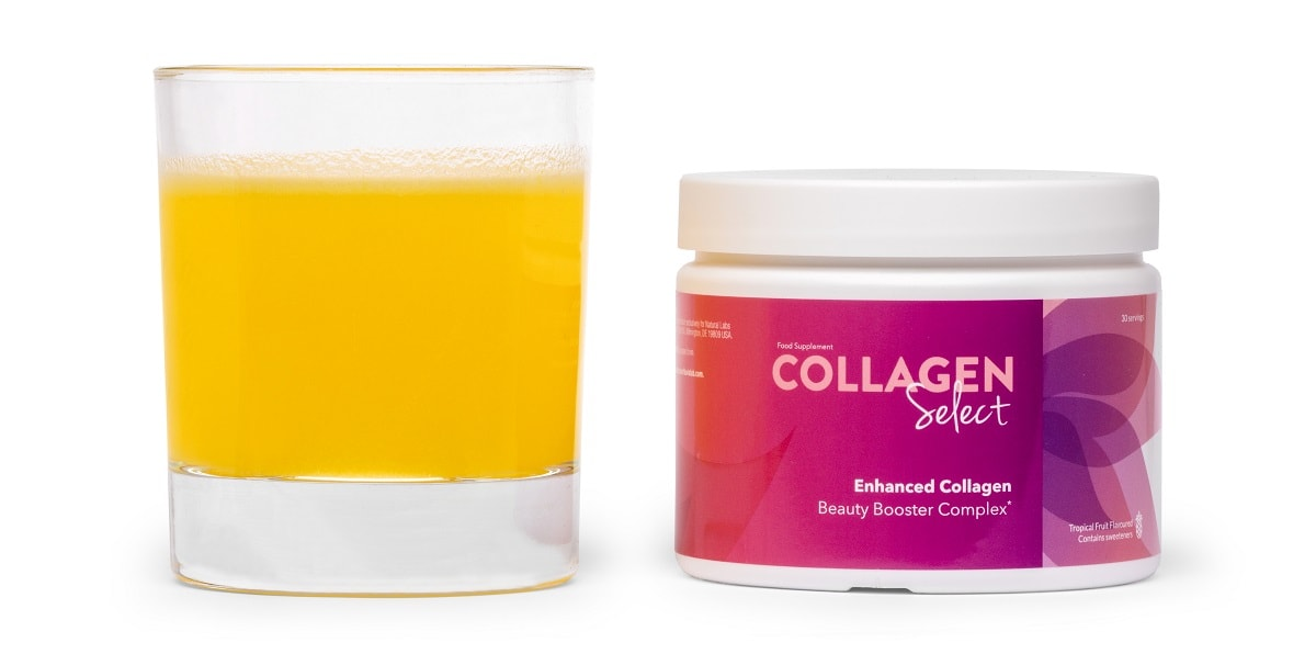 Collagen Select efekty